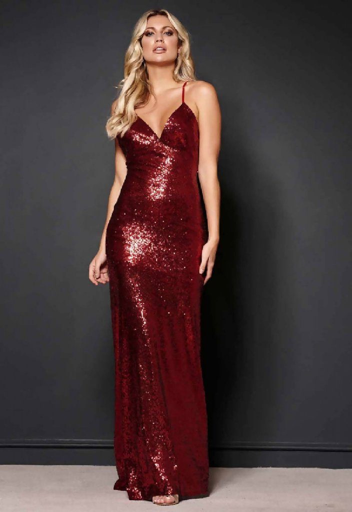 EVENING DRESSES Red