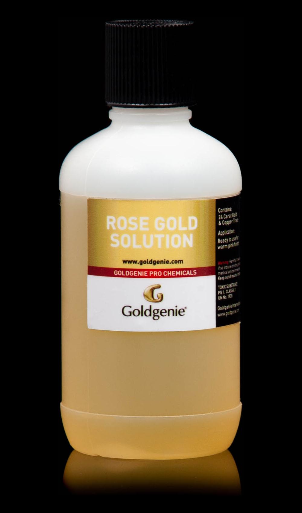 Rose Gold Solution